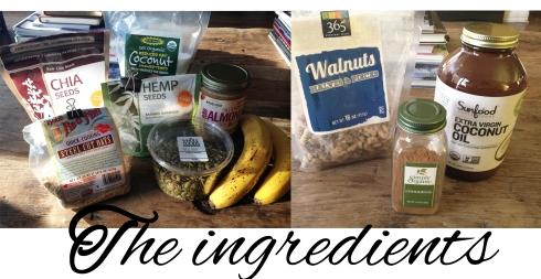 superfood snack ingredients